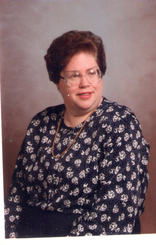 Pastor Nancy Barber